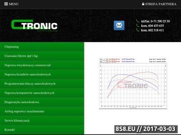 Zrzut strony Filtry DPF, filtry FAP - Zerniki Wrocławskie