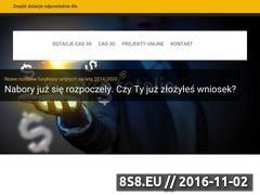 Miniaturka domeny caddotacje.pl