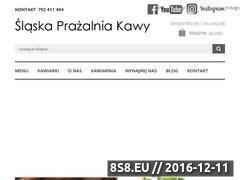 Miniaturka domeny www.cafeamor.pl
