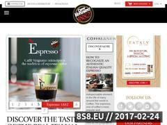 Miniaturka domeny www.caffevergnano.pl