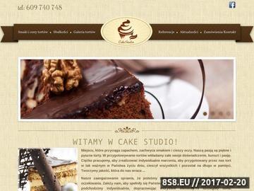 Zrzut strony Piękne, tanie i smaczne torty na zamówienie Warszawa, Mińsk
