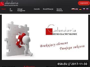 Zrzut strony Rozliczenie PIT w Opolu