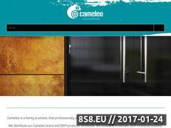Miniaturka domeny www.cameleo.pl