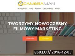 Miniaturka domeny www.cameraman.pl