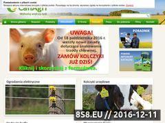 Miniaturka domeny www.canagri.pl
