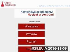 Miniaturka domeny www.capitalapart.pl