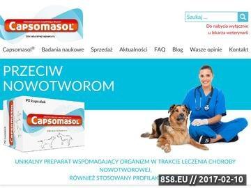 Zrzut strony Nowotwory u psa