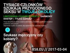 Miniaturka domeny capucci.pl