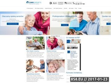 Zrzut strony Specjalistyczna opieka medyczna