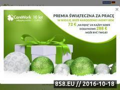 Miniaturka domeny carework.pl