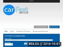 Miniaturka domeny carfast.pl