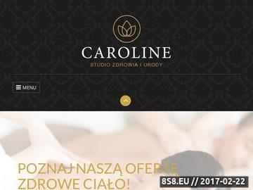 Zrzut strony Salon kosmetyczny Łódź