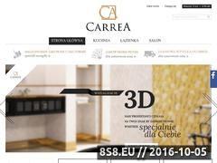 Miniaturka domeny www.carrea.pl