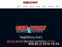Miniaturka domeny carstart.pl