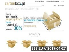 Miniaturka domeny cartonbox.pl