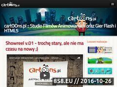 Miniaturka domeny cartoons.pl