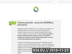 Miniaturka domeny www.casg.pl