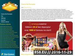 Miniaturka Gry na pieniądze (casino.napieniadze.pl)