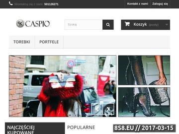 Zrzut strony Torebki, portfele i galanteria skórzana - sklep internetowy