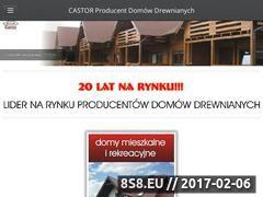 Miniaturka domeny www.castor.net.pl