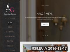Miniaturka domeny cateringgroup.com.pl