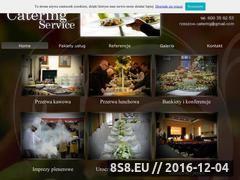 Miniaturka domeny www.cateringrzeszow.pl