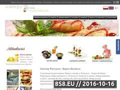 Miniaturka domeny cateringwarszawa24h.pl
