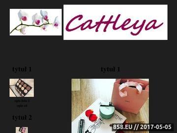 Zrzut strony Cattleya.pl - SKLEP: storczyki, akcesoria do storczyków