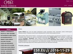 Miniaturka domeny www.causahoreca.com