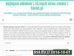 Miniaturka domeny cavist.pl