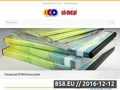 Miniaturka domeny cd-dvd.pl