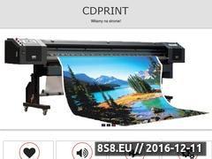 Miniaturka domeny www.cdprint.com.pl
