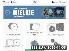 Miniaturka domeny cdprint.pl