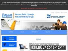 Miniaturka domeny www.cebea.com.pl
