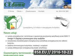 Miniaturka domeny cedomu.pl