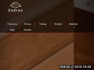 Zrzut strony Schody drewniane Kraków