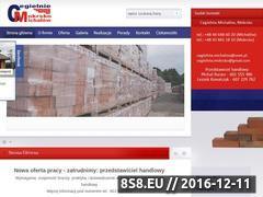 Miniaturka domeny www.cegielniamichalow.pl
