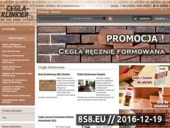 Miniaturka domeny www.cegla-klinkier.pl
