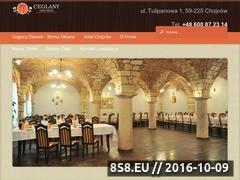 Miniaturka domeny www.ceglanydworek.pl