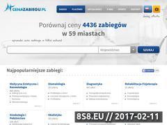 Miniaturka domeny cenazabiegu.pl