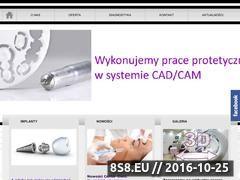 Miniaturka domeny center-dent.pl