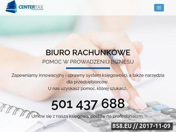 Zrzut strony Biuro rachunkowe Bytom