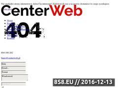 Miniaturka domeny centerweb.pl