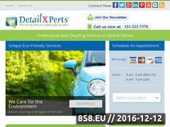 DetailXPerts of Central Florida Website