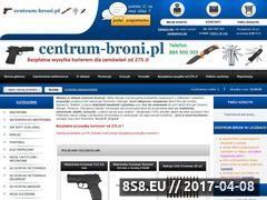 Miniaturka domeny centrum-broni.pl