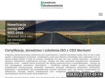 Zrzut strony Norma ISO
