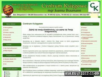 Zrzut strony Profesjonalne biuro rachunkowe Dzierżoniów