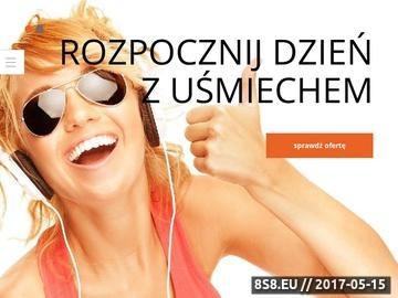Zrzut strony Ortodoncja w mieście Warszawa tylko w Kliniki Ortodontyczne