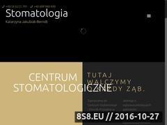 Miniaturka domeny centrum.stomatologiczne.eu