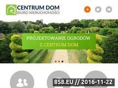 Miniaturka domeny www.centrumdom.pl
